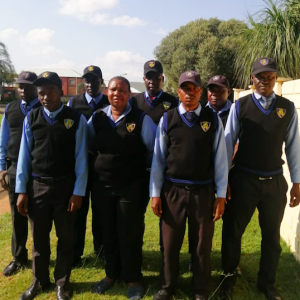 FEPANG SECURITY STAFF